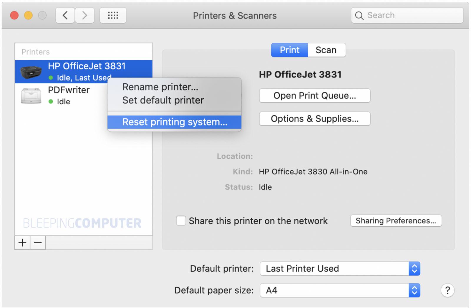 苹果吊销 HP 证书,Mac 用户无法打印?附详细解决方案