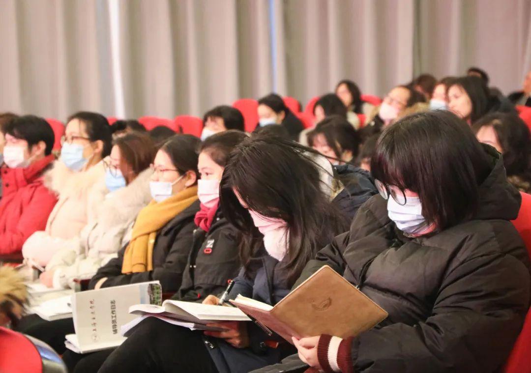 """上海立达学院召开落实""""三风""""建设宣讲暨全校教职工动员大会"""