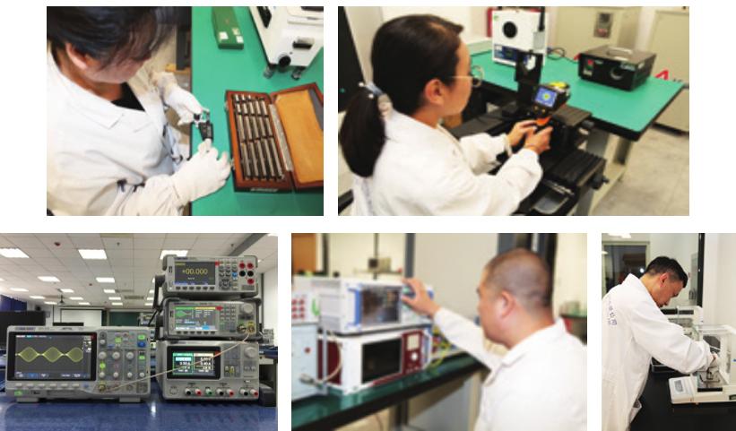 测试与测量行业应用