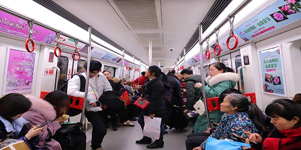 重庆地铁语音广告优势解析