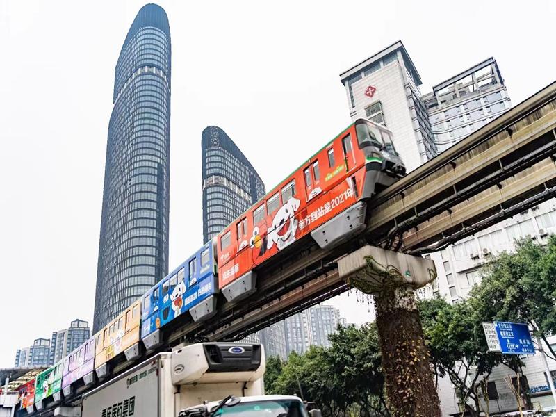 车身广告案例--《京东商城》