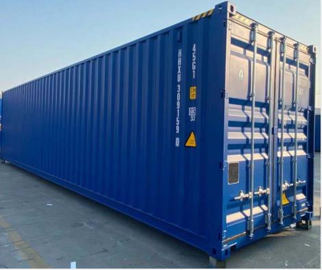40尺超高海运箱