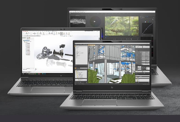 惠普推出两款工作站产品,至强处理器加持
