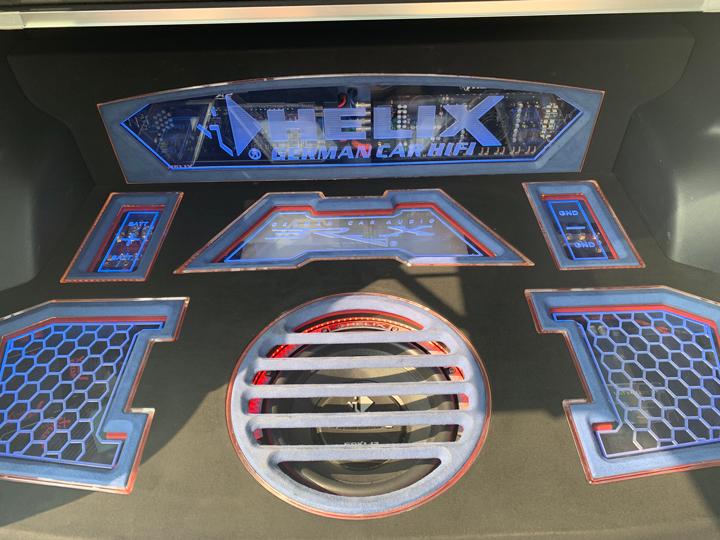 弘扬音改,闪耀赛场|CAVshow改装大赛广州站Audiotec Fischer车队取得傲人战绩