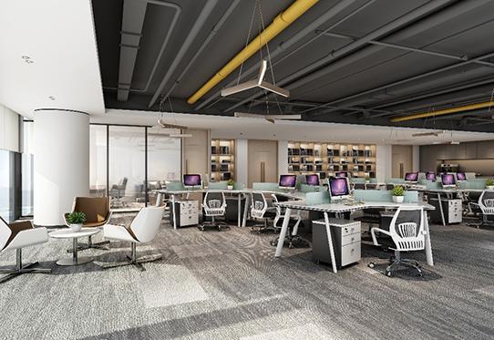 汇德大厦公共物业空间运营项目建设介绍