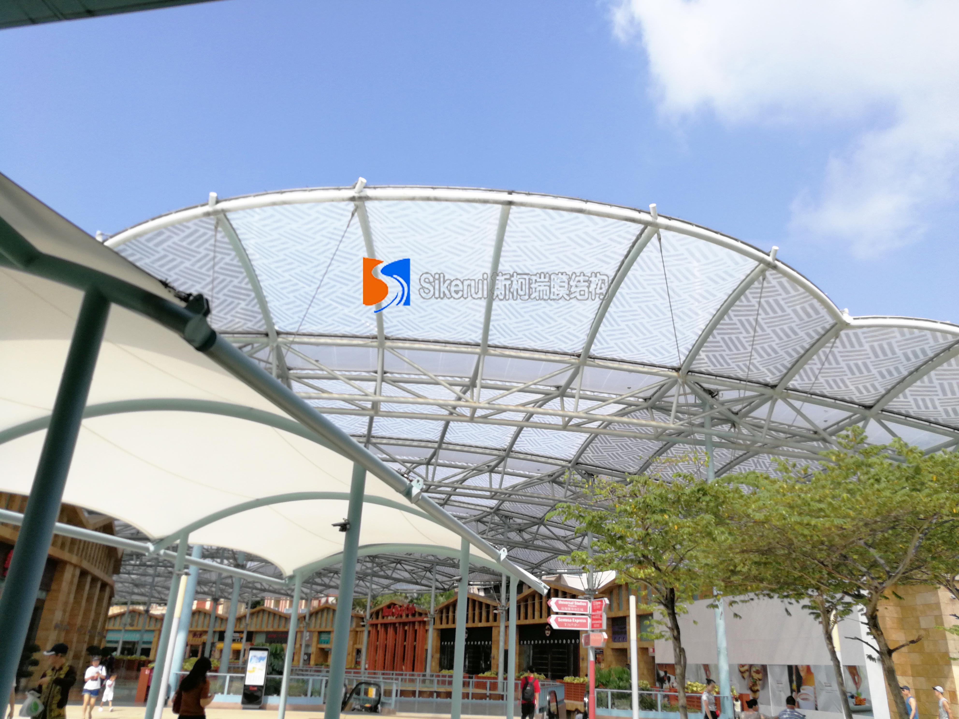 膜结构建筑荷载设计