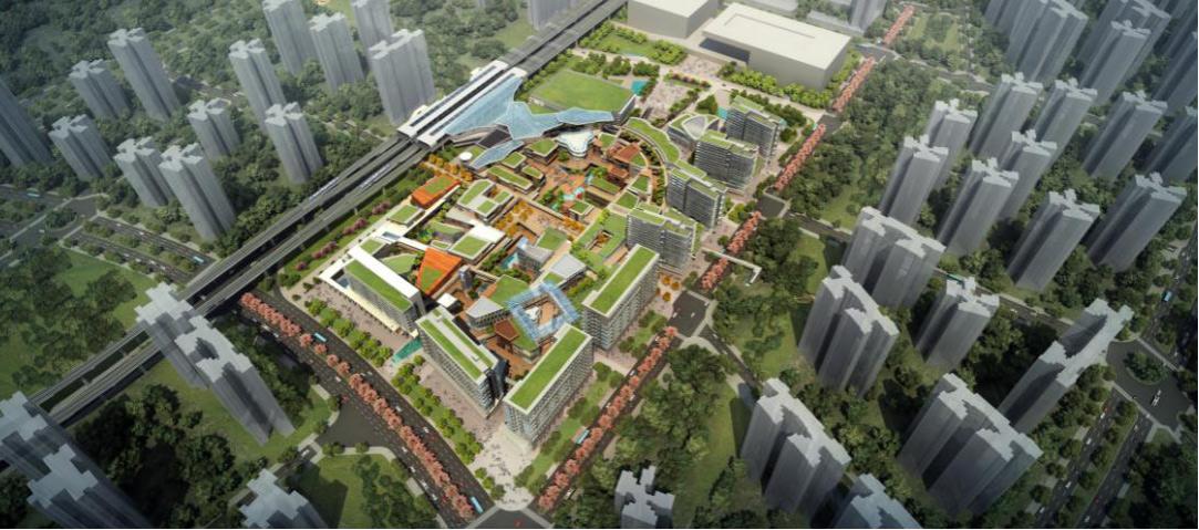 红山6979公共物业空间运营项目建设介绍