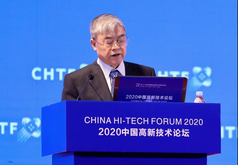 邬贺铨院士最新演讲:中国面临一个技术革命的黄金期