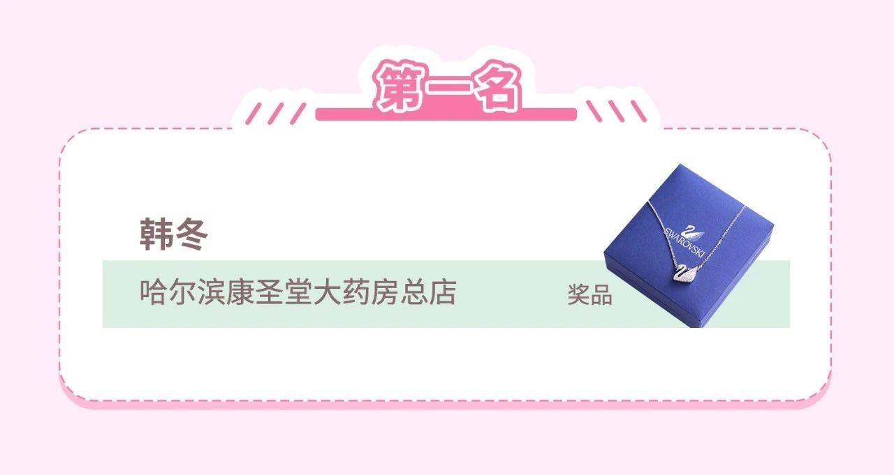 丹媚赤尾陳列PK大賽