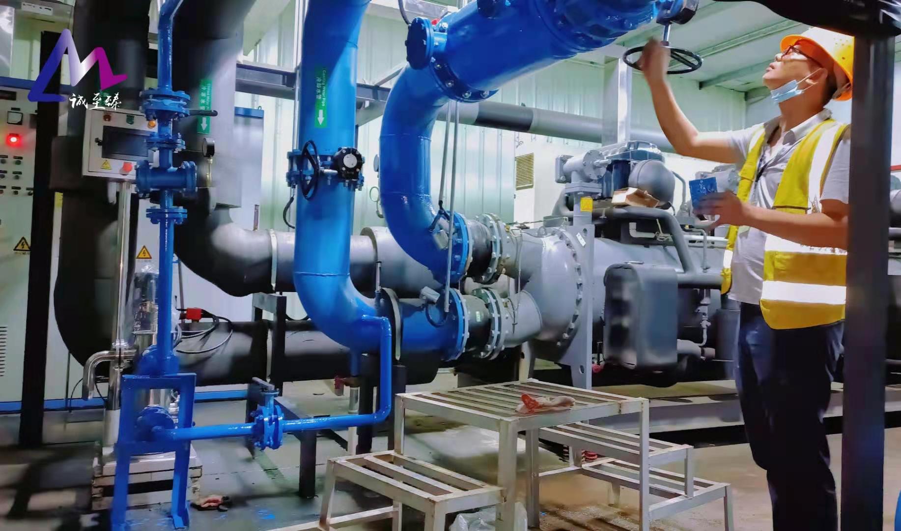 冷却器自动在线清洗装置:事关数百亿工程