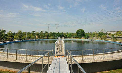 深圳某污水处理厂项目
