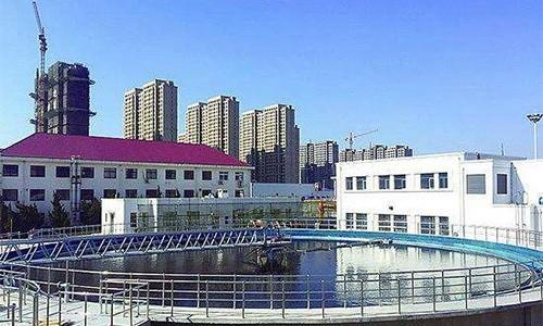南通某公司染织工业废水项目
