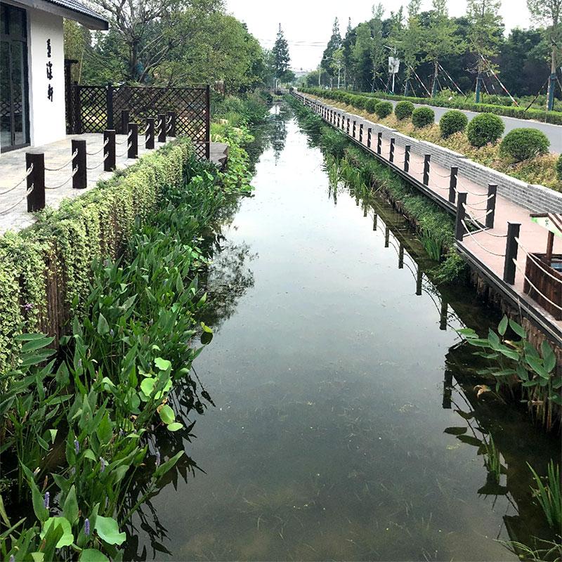 宁波北仑某河治理项目