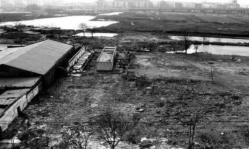 北京某化工厂土壤修复