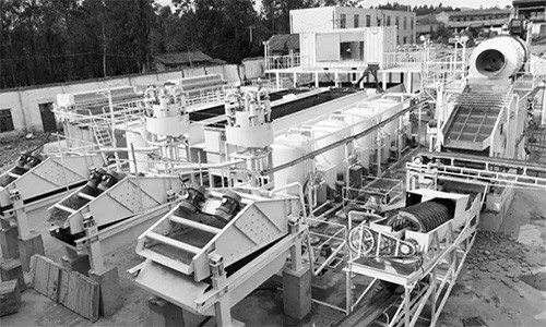 河北某化肥厂砷污染修复工程