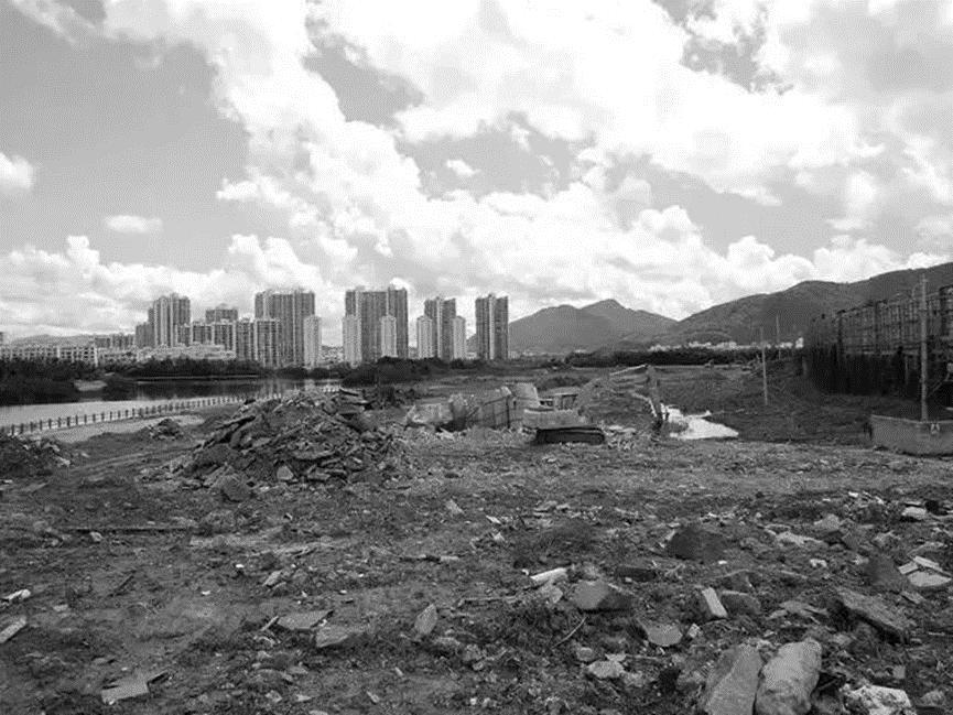 江苏某遗留农药污染场地土壤修复工程