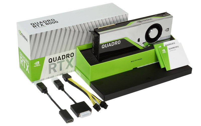 NVIDIA QuadroRTX 8000