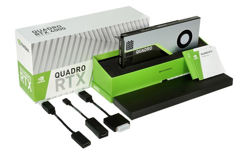 NVIDIA QuadroRXT 4000