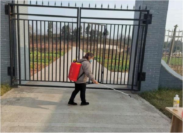 """簡陽市德汶水務有限公司  開展針對""""防范新冠病毒疫情""""的應急演練"""
