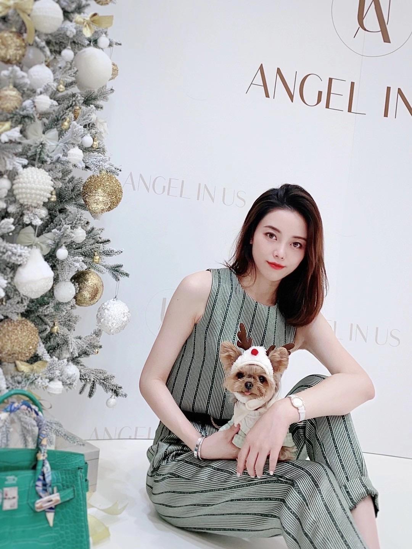 嗨美丽签约AXXZIA晓姿中国区运营商·ANGEL IN US美匙