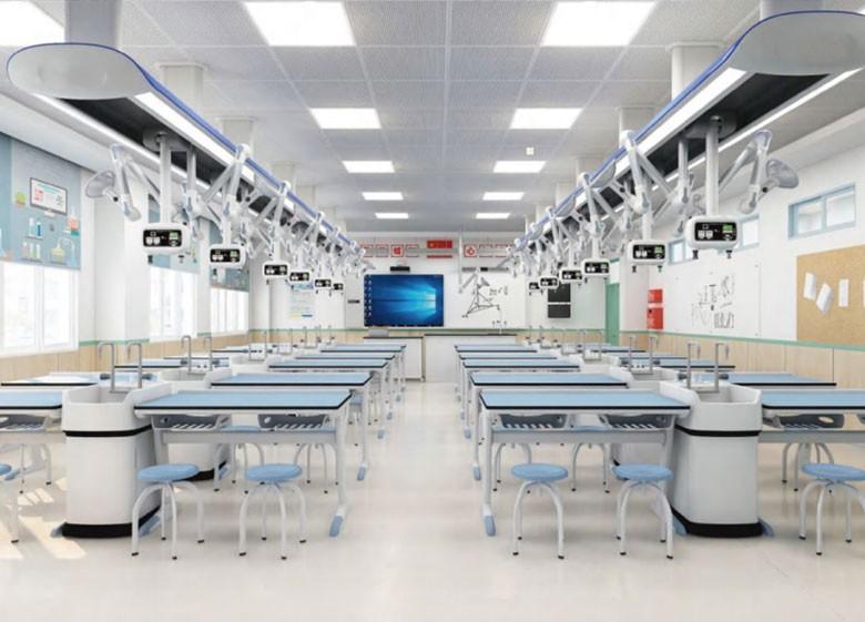 化学生实验室