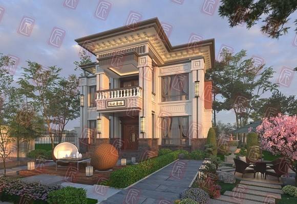 武汉乡村别墅设计——田园风元素