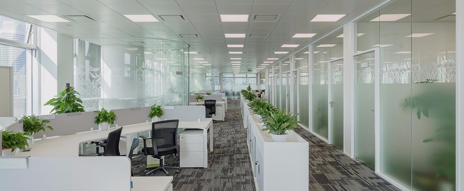 施华洛世奇办公空间设计装修