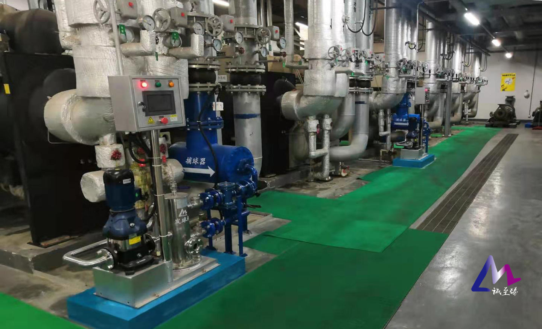 电厂化工厂在线清洗系统五大特色