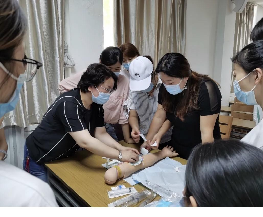 上海市闵行区中心医院院内培训会