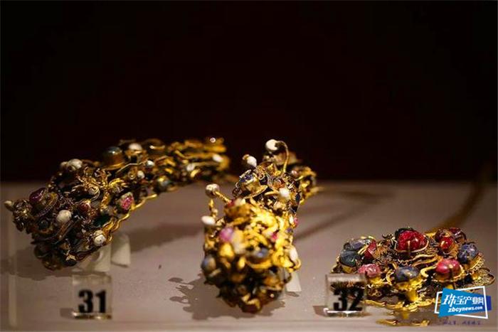 黄金文化「第8期」珠宝与黄金的搭配:看古人如何提高生活格调