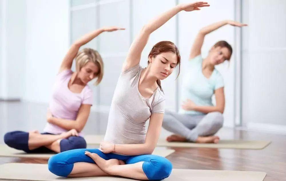 瑜伽练习前正确的瑜伽热身步骤
