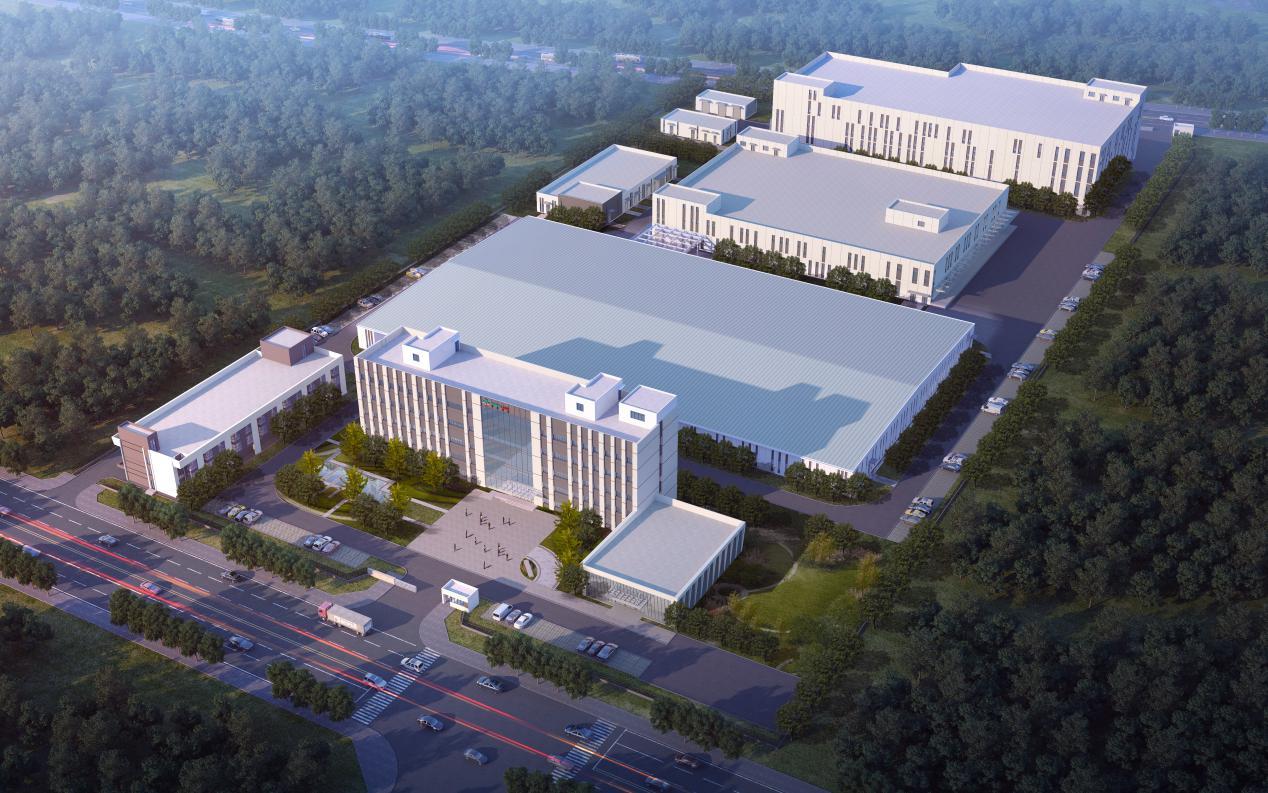 我司总承包项目重庆健能医药整体搬迁及扩能项目开工