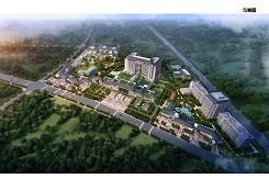 铜梁区中医院整体迁建及外科大楼建设项目 (装修、景观及配套设施)设计