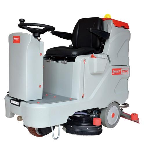 H120驾驶式洗地机