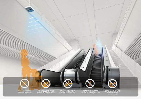 """2021-2-2 永大 """" i + Lift """" 电梯解决方案惊艳2021制造创新峰会"""