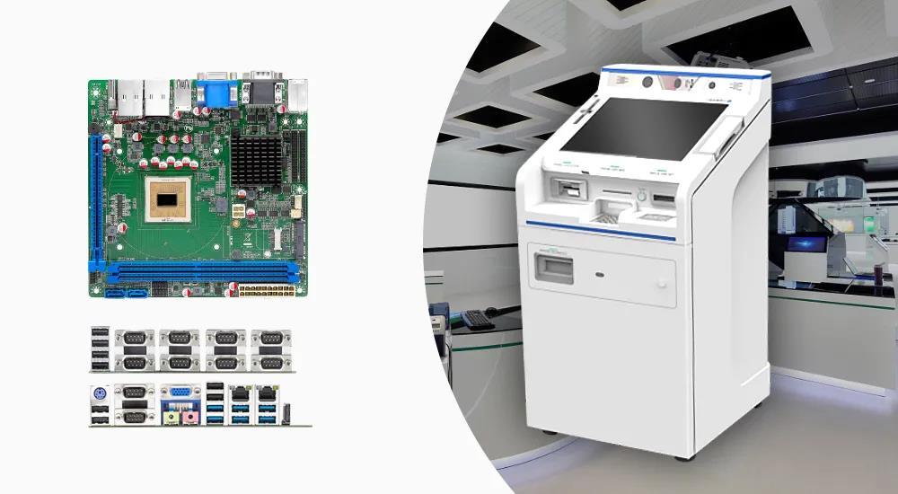 信步推出基于兆芯平台工业主板 助力关基行业发展