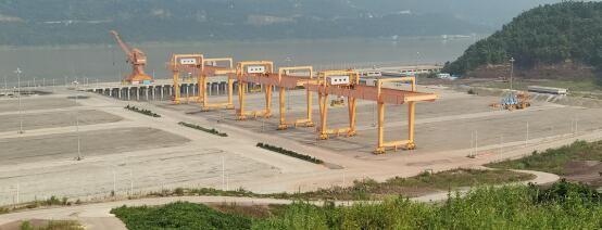重庆港万州港区新田作业区一期工程(一阶段)竣工验收报告betvlctor伟德登录