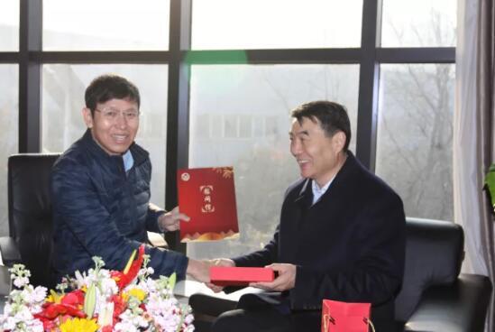 【聚焦天隆】西安市人大常委会副主任李宁君代表市委、市政府慰问彭年才教授