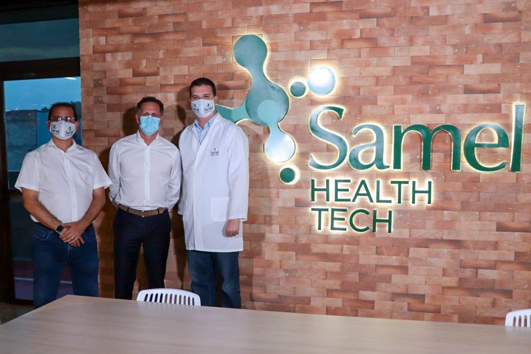 项目进展   巴西Samel医院和科学家对开拓药业普克鲁胺治疗重症新冠患者临床试验表示乐观