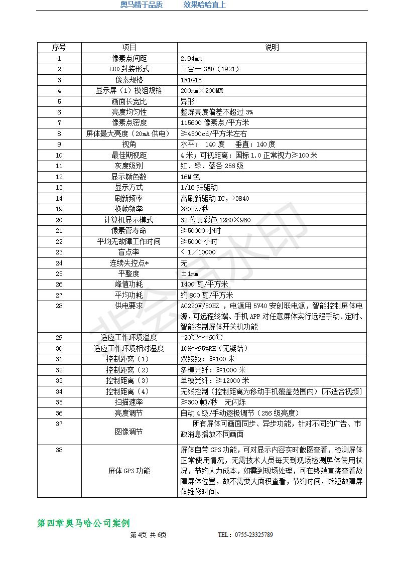 南宁市爱尚步行街LED智慧路灯屏专用P2.94户外全彩标箱(奥马哈)