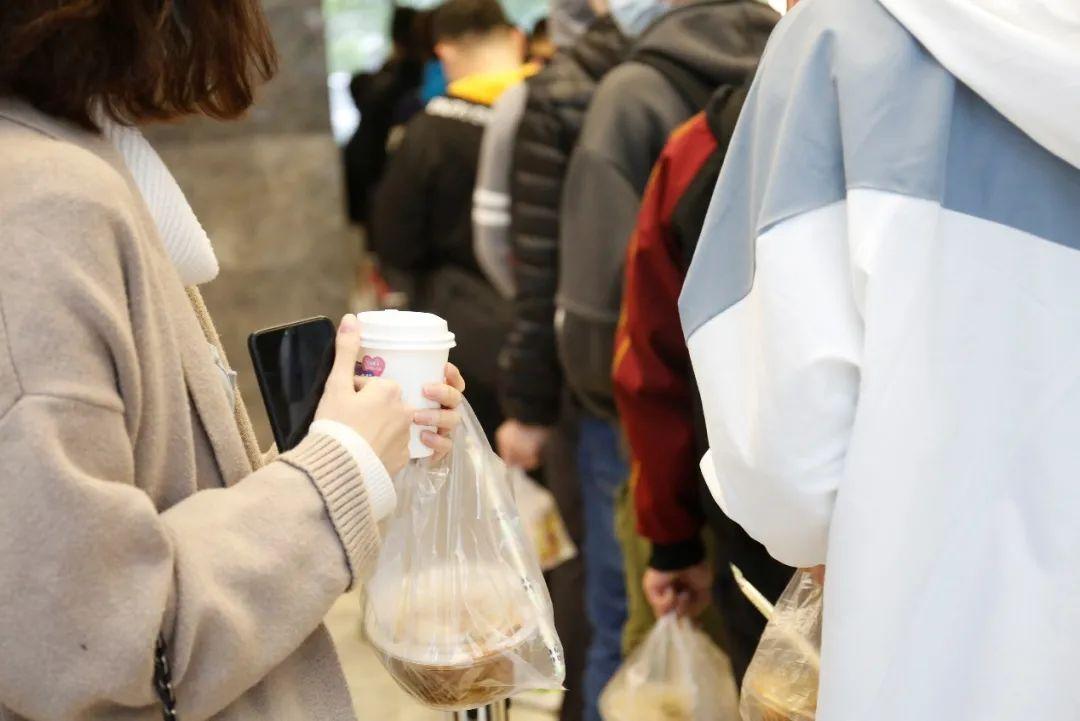 科兴科学园丨叮咚!冬天的第一杯姜茶请查收~