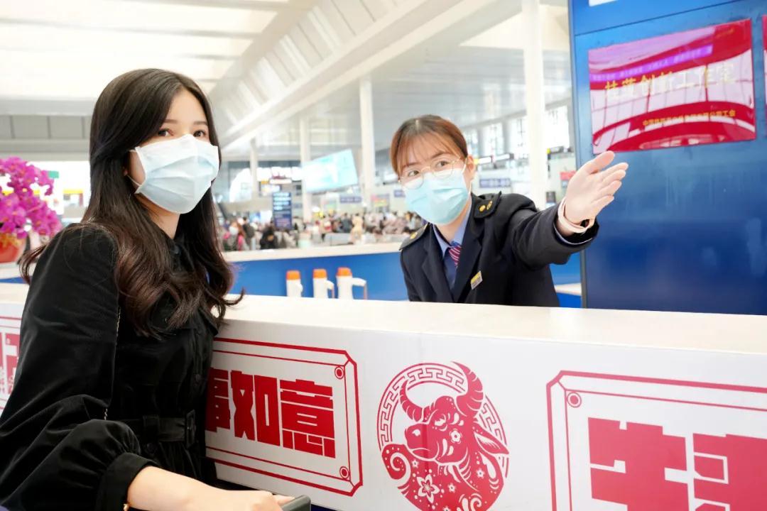 广西铁路节日运输大数据新鲜出炉!未来几日这些人还可免费乘车!