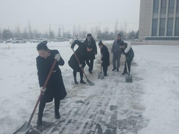 物业公司保洁面对雨雪天如何应对