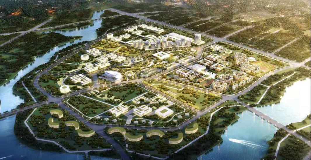 """""""中国网谷""""建设如火如荼,世界新名片未来可期"""