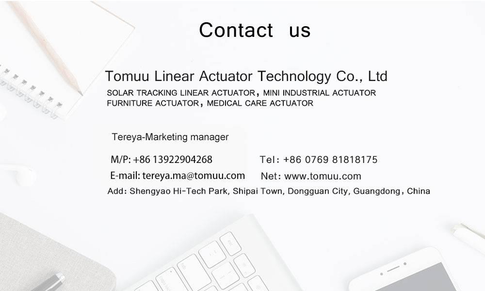 TOMUU-U12 Ventilation Actuator
