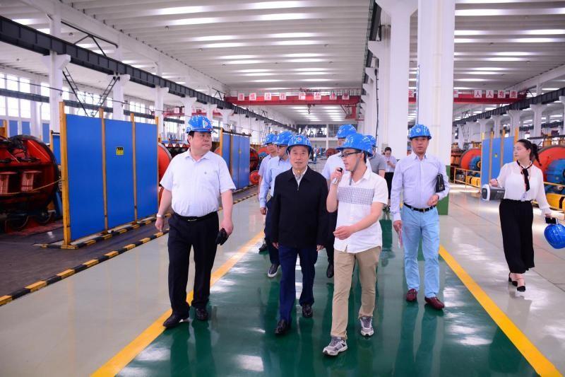 茅臺集團白金酒公司參訪中國500強企業遠東控股集團