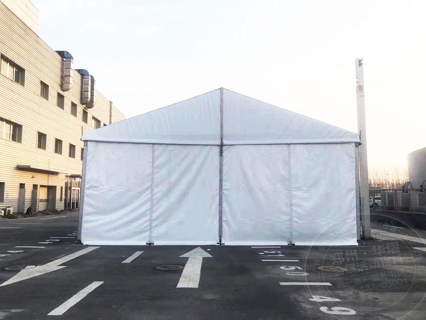 2021郑州华熠为您讲解仓储篷房租赁怎样防止出現火灾