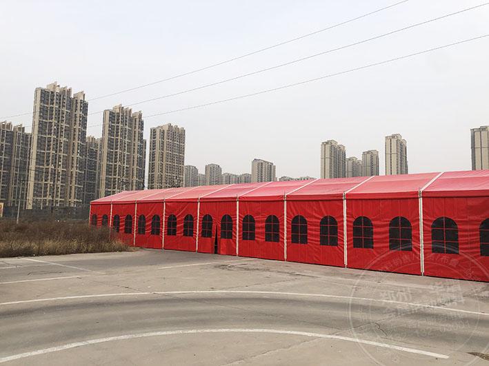 郑州篷房租赁厂家为您讲解户外餐厅可以使用篷房吗?