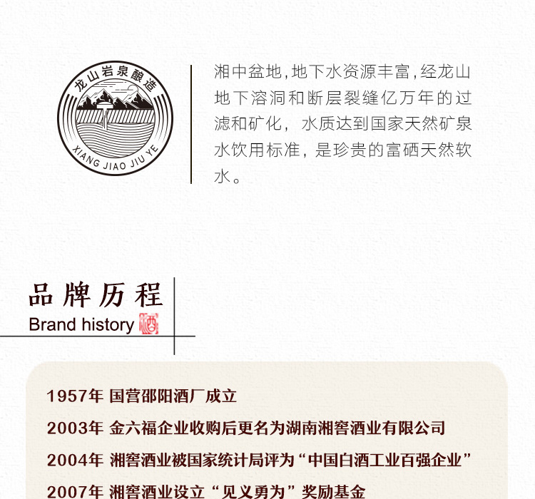 50.8°必威开户官网酒·金奖纪念酒 500mL