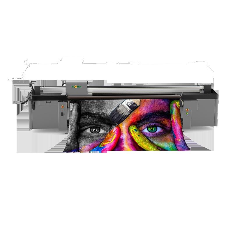 板卷两用UV喷绘机
